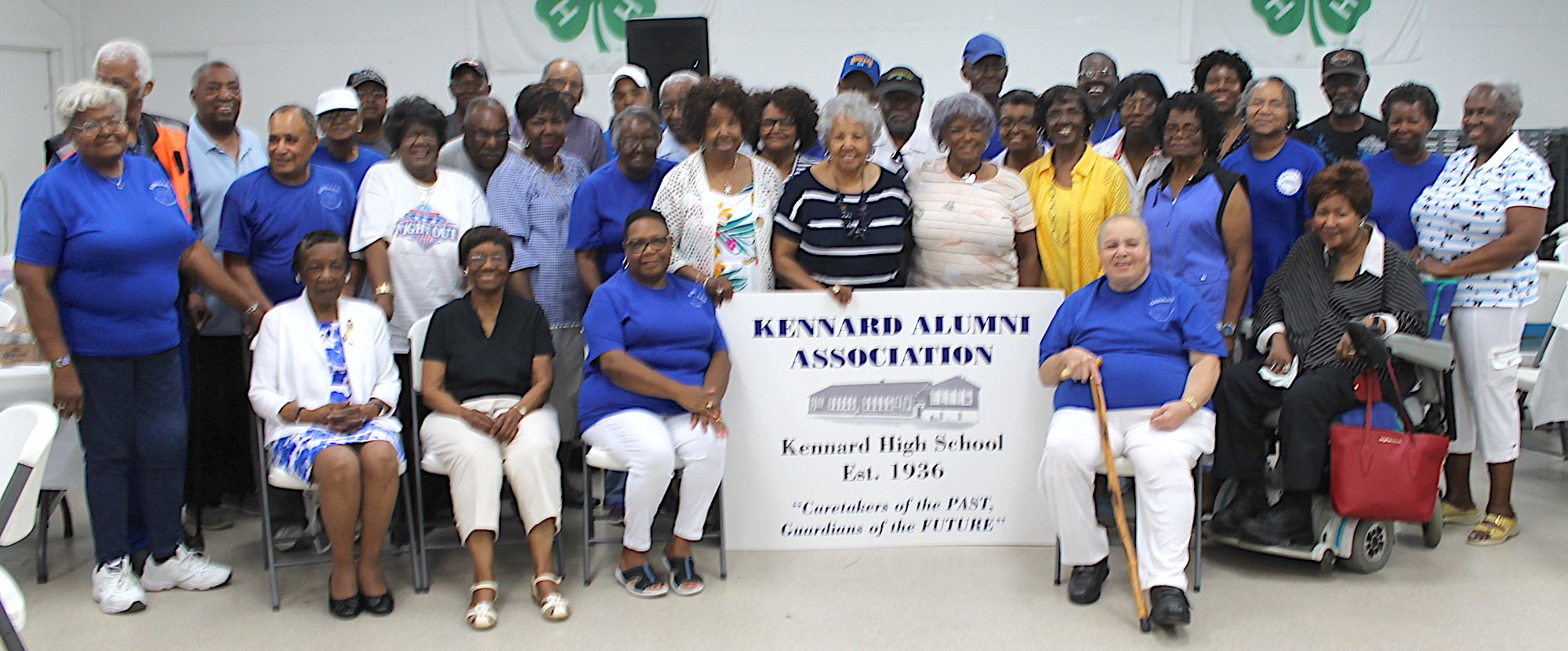 Kennard H.S. July celebration '18